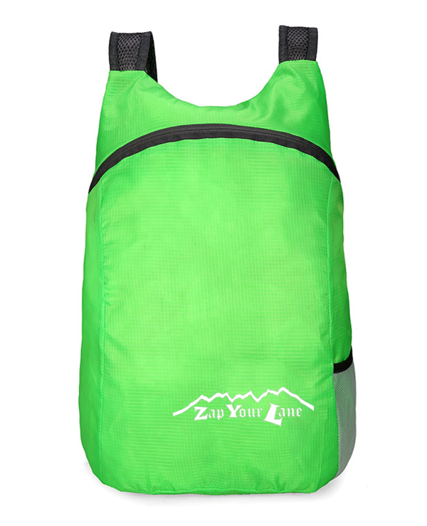 Sac à dos Zap Your Lane DDM Ultralight 20L Vert