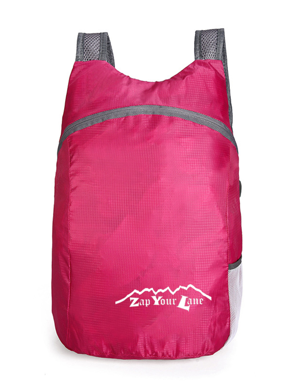 Sac à dos Zap Your Lane DDM Ultralight 20L Rose