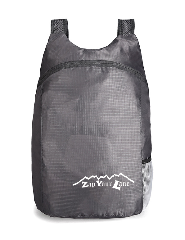 Sac à dos Zap Your Lane DDM Ultralight 20L Gris